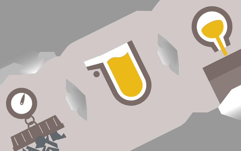 Création d'infographie technique métallurgie