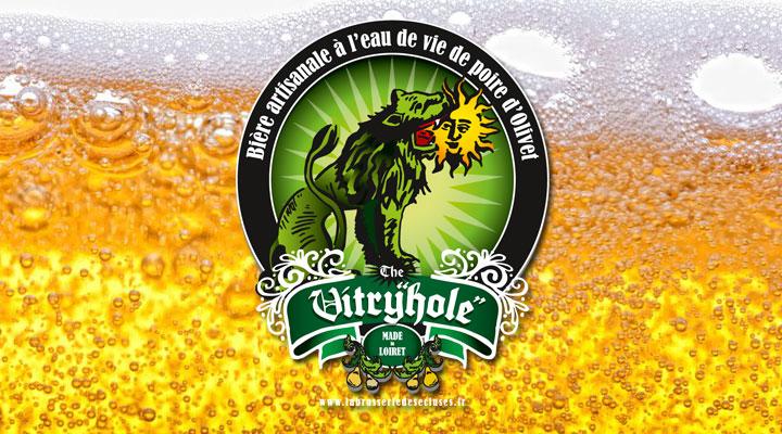 Création graphique d'une étiquette de bière originale