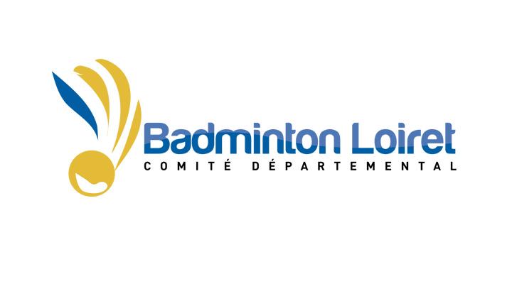 Logo de sport : badminton
